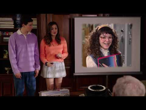 Geoff and Erica's Love Story - The Goldbergs