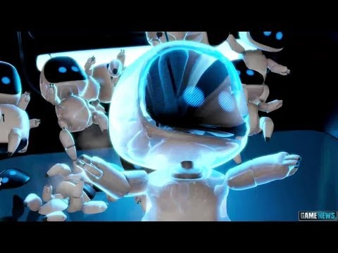 PS4 - THE PLAYROOM Trailer (TGS 2013)