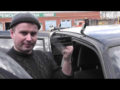 Как установить багажник на ниву шевроле фото