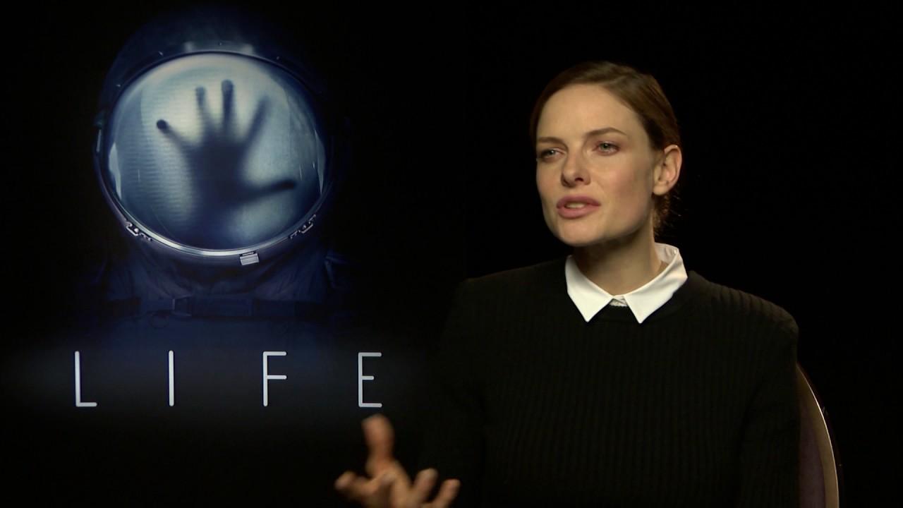 Rebecca Ferguson Interview: Life