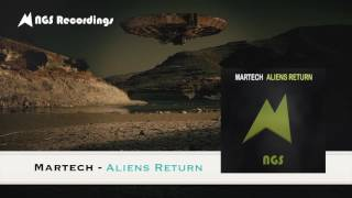 Martech - Aliens Return