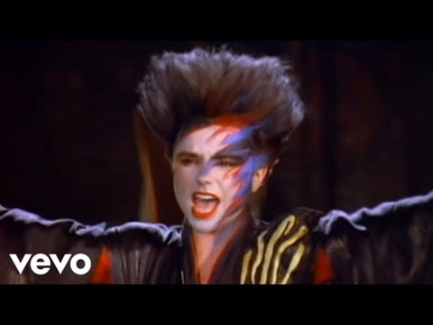 Scandal ft. Patty Smyth - The Warrior (Official Video)