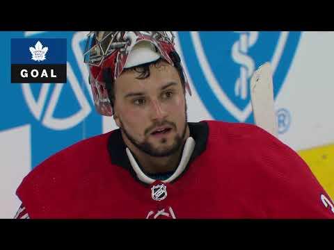 Video: Toronto Maple Leafs vs Carolina Hurricanes | NHL | DEC-11-2018 | 20:00 EST