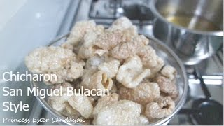 Download Lagu How to Make Chicharon San Miguel Bulacan Style Mp3