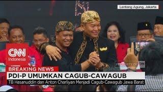 Video TB Hasanudin Tantang Dedi Mizwar dan Ridwan Kamil dalam Pilkada Jabar 2018 Versi Megawati MP3, 3GP, MP4, WEBM, AVI, FLV Juni 2018