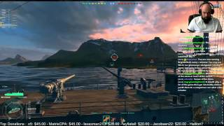 Chester (CA) United States  city photos gallery : World of Warships - USS Chester - Tier 2 Cruiser Upgraded