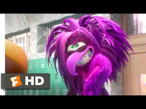 The Angry Birds Movie 2 (2019) - Eagle's Love Story Scene (5/10)   Movieclips