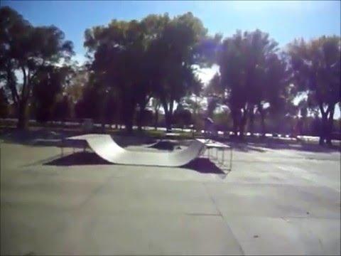 Pierre Skatepark Edit Sunday Eric Lichtenberger Pro