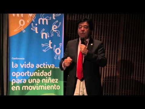 """Victor Matsudo-Conferencia """"La vida activa: oportunidad para una niñez en movimiento""""-completo"""
