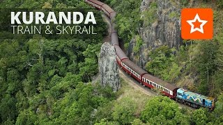 Kuranda Scenic Rail & Skyrail is one of the world's most beautiful and unforgettable rainforest experiences.