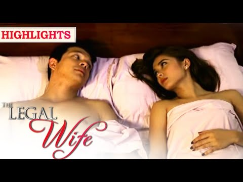 "The Legal Wife: Adrian Says ""Hindi Magiging Madali Ito"" To Nicole"
