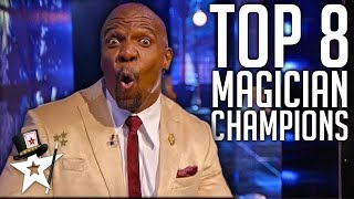 Video Best Magicians In The World on America's Got Talent: The Champions | Magicians Got Talent MP3, 3GP, MP4, WEBM, AVI, FLV Mei 2019