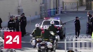 Тайный Ким: лидер Северной Кореи приехал в Китай на спецпоезде — Россия 24