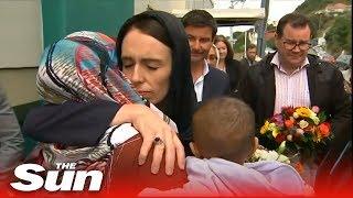 Accounts emerge of heroism in New Zealand mosque terror attacks