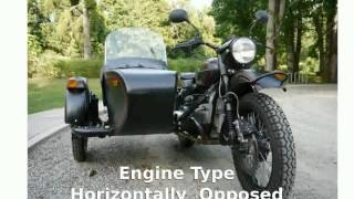 1. 2005 Ural Retro 750 With Sidecar - Top Speed and Dealers