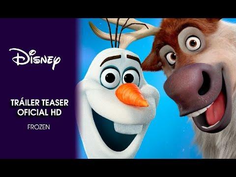 Trailer de Frozen -  El Reino del Hielo