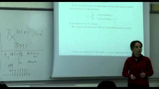 Probability And Random Variables - Week 4 - Lecture 2