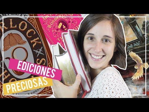 Libros con ediciones preciosas  😍 (видео)