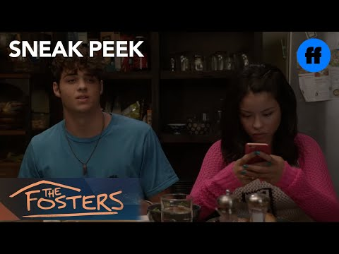 The Fosters | Season 4, Episode 7 Sneak Peek: Family Dinner | Freeform