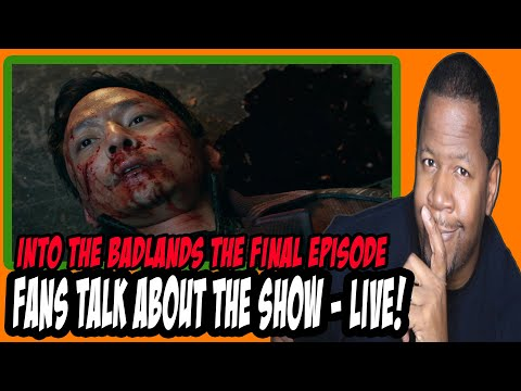 Into The Badlands-The final Episode & what's next for the show!