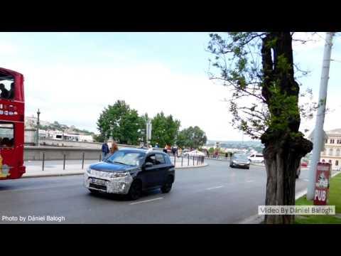 Suzuki Grand Vitara Redesign 2018