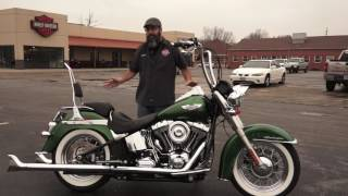 2. Harley-Davidson Softail Deluxe (2013)