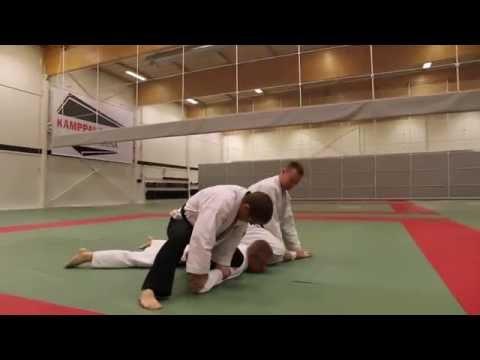 Hokutoryu jujutsu training clips – armlock variations