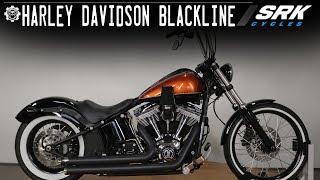 8. Harley Davidson Blackline