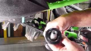 9. Arctic Cat M/XF Wheel Kit Preventative Maintenance
