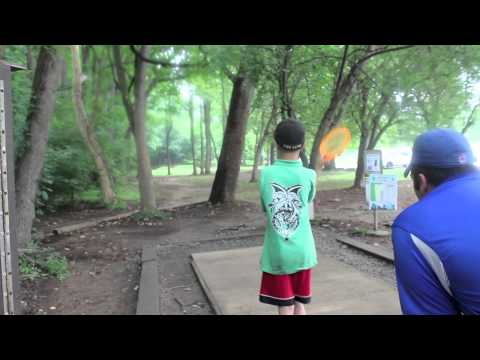 Worlds Disc Golf Championship 2012 Juniors