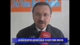 Kanal15TV - Gölhisar Belediyesi Aşevi Haberi