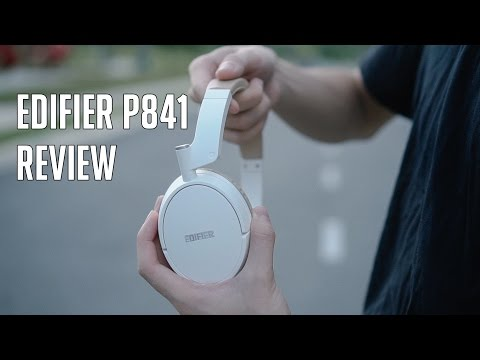 Edifier P841 Review | Awesome Affordable Headphones (видео)