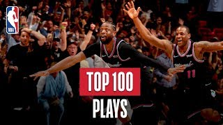 NBA's Top 100 Plays | 2018-19 NBA Season