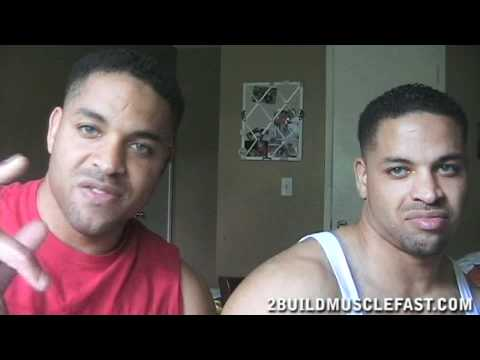 Bodybuilding Tip: Recovery Methods @hodgetwins