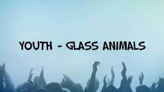 Youth - Glass Animals (Lyrics)