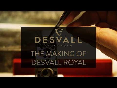 DESVALL – The worlds most exclusive shisha