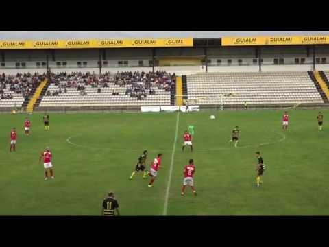 Beira-Mar 1 Vs 0 Macieira de Cambra | 2ª Divisão Distrital Serie B - 3ª Jornada 2015-2016