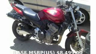 6. 2007 Honda 919 Base -  Transmission Specification Dealers Top Speed Specs Details motorbike