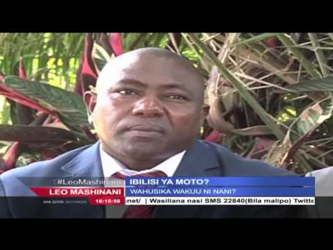 Leo Mashinani 26th July 2016 Kundi la MRC liko wapi