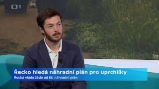 Řecko hledá náhradní plán pro uprchlíky