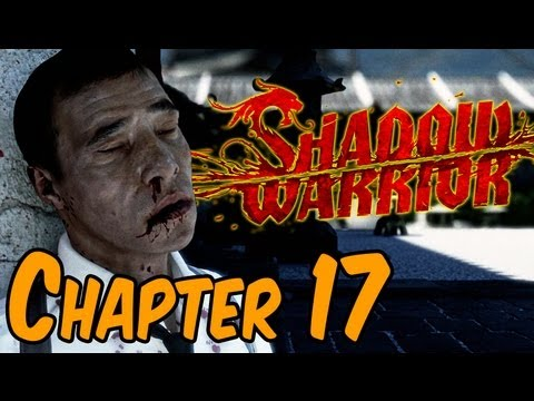 Shadow Warrior 2013 Walkthrough – Chapter 17 Final Boss + Ending HD