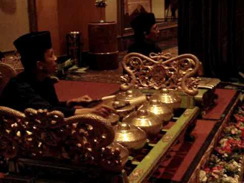 Gamelan performance@IFLA World Congress 2007 Kuala Lumpur Dinner