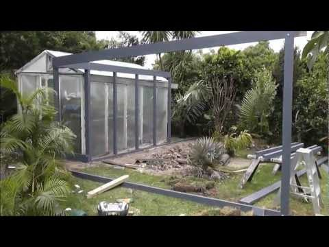 Building the Pheasantasiam. Large Mixed Aviary.