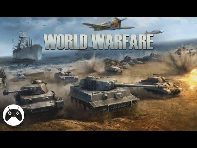 Видео к игре World Warfare