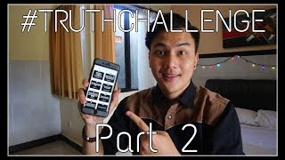 Video #TruthChallenge part 2 : jawabin pertanyaan mereka lagi yuk MP3, 3GP, MP4, WEBM, AVI, FLV Oktober 2018