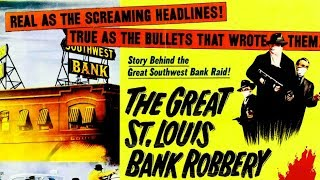 Download Video THE GREAT SAINT LOUIS BANK ROBBERY // Steve McQueen // 1959 // Full Crime Movie // HD // 720p MP3 3GP MP4