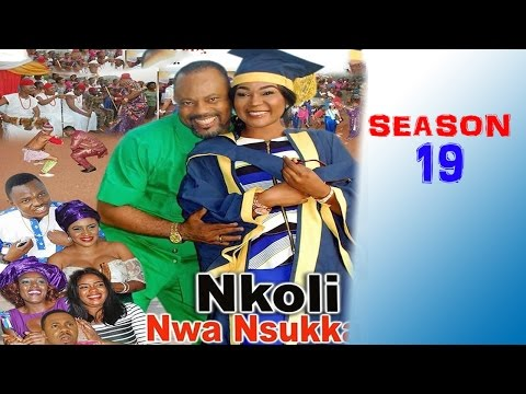 Nkoli Nwa Nsukka Season 19 - 2016 Latest Nigerian Nollywood Igbo Movie