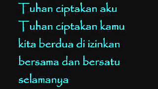 Nagita Slavina Feat. Raffi Ahmad - Kamulah takdirku (lirik)