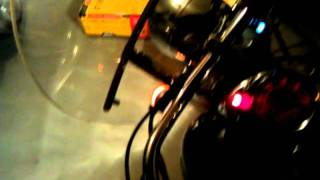 5. 2003 Honda Shadow 750 Deluxe ACE - Bad Boy Air Horn by Wolo
