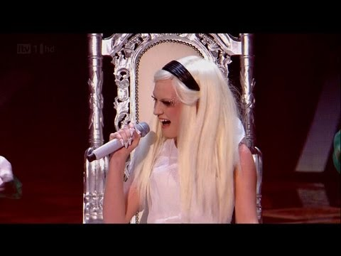 Video It's Oh So Quiet for Kitty Brucknell - The X Factor 2011 Live Show 2 - itv.com/xfactor download in MP3, 3GP, MP4, WEBM, AVI, FLV January 2017